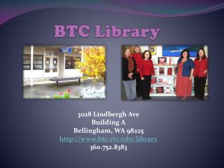 BTC Library