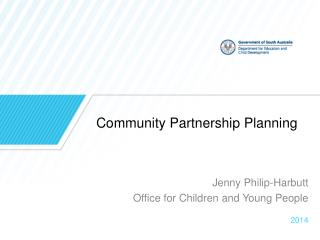 Community Partnership Planning