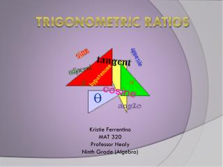 Trigonometric Ratios