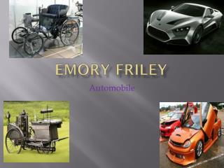 Emory  Friley