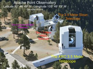 The ARC 3.5 Meter Telescope