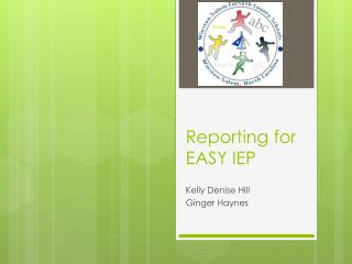 Reporting for EASY IEP