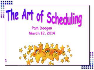 Pam Deegan March 12, 2014