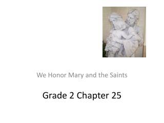 Grade 2 Chapter 25