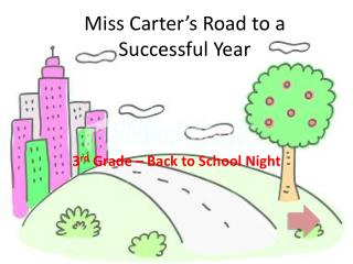 Miss Carter's Road to a Successful Year