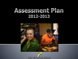 Assessment  Plan 2012-2013