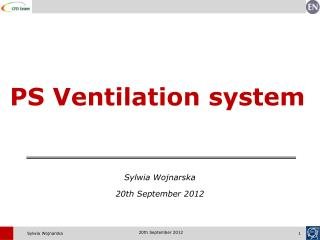 PS Ventilation system