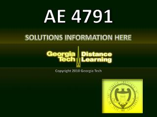 AE 4791