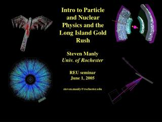 Intro to Particle and Nuclear Physics and the Long Island Gold Rush