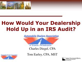 How Would Your Dealership Hold Up in an IRS Audit?