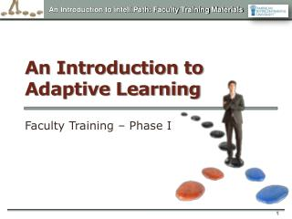 An Introduction to Adaptive Learning