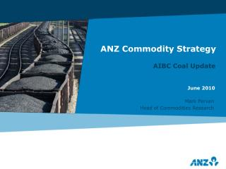 ANZ Commodity Strategy