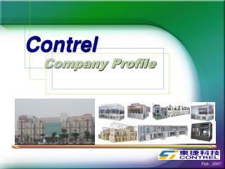 Contrel Company Profile