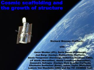 Cosmic scaffolding and the growth of structure