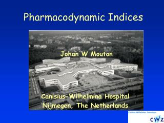 Pharmacodynamic Indices