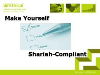 Shariah -Compliant