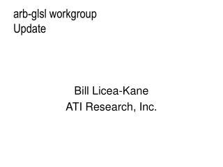 arb-glsl workgroup Update