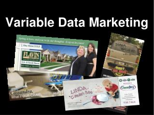 Variable Data Marketing