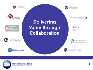 Delivering Value through Collaboration