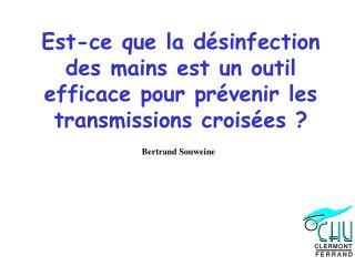 Bertrand Souweine