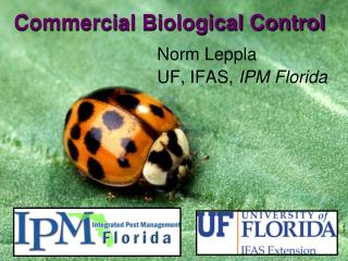 Commercial Biological Control