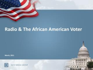 Radio & The African American Voter