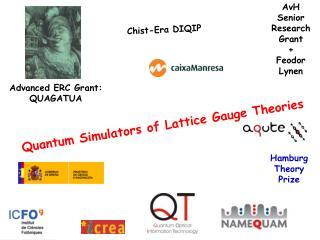 Advanced ERC Grant: QUAGATUA