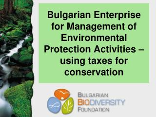 Enterprise for Management of Environmental Protection activities