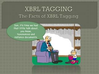 XBRL TAGGING The Facts of XBRL Tagging