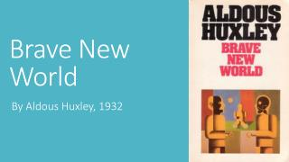 presentation of satire in brave new Analysis of aldous huxley's brave new world 1 what is the satirical purpose of brave new world 2 identify the primary ways that huxley uses the literary devices of satire.