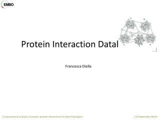 Protein Interaction Databases
