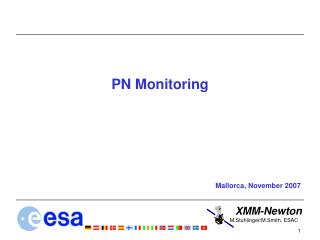 PN Monitoring Mallorca, November 2007