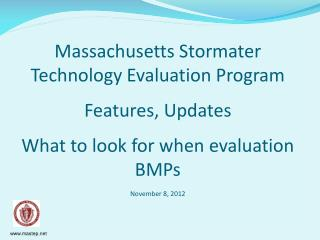 Stormwater Management Challenges