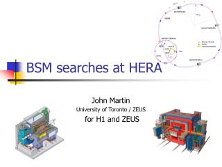 BSM searches at HERA