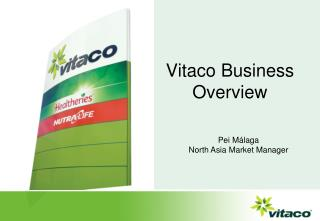 Vitaco Business  Overview