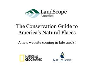 The Conservation Guide to America's Natural Places