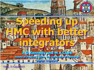 Speeding up HMC with better integrators