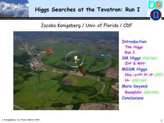 Higgs Searches at the Tevatron: Run I