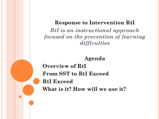 How Does the RTI Model Impact Twice Exceptional Students