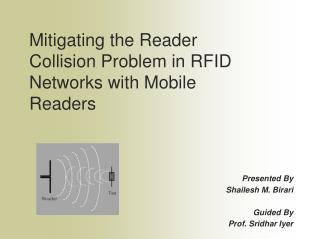 Mitigating the Reader Collision Problem in RFID Networks with Mobile Readers