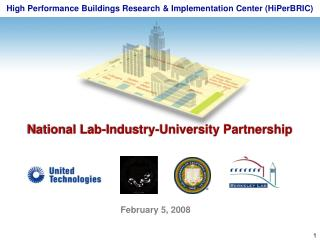High Performance Buildings Research & Implementation Center (HiPerBRIC)