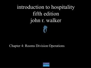 Chapter 4: Rooms Division Operations