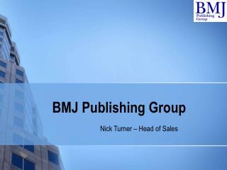 BMJ Publishing Group