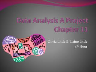 Data Analysis A Project Chapter 11