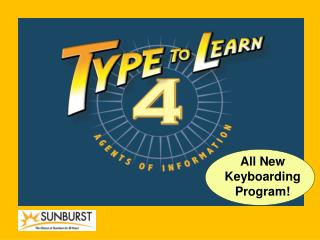All New Keyboarding Program!