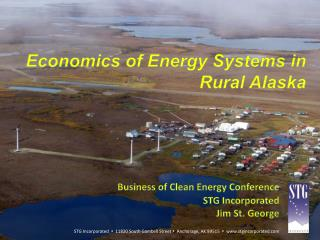 Business of Clean Energy Conference