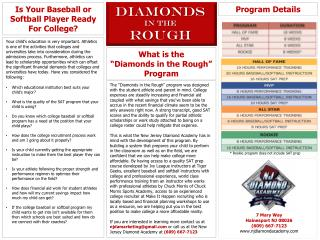 Is Your Baseball or Softball Player Ready For College?