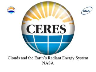 Clouds and the Earth's Radiant Energy System NASA