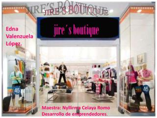 JIRE´S BOUTIQUE