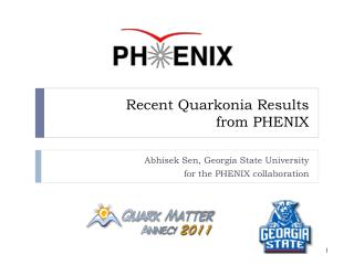 Recent  Quarkonia  Results  from PHENIX